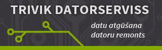 Datorserviss, datu atgūšana